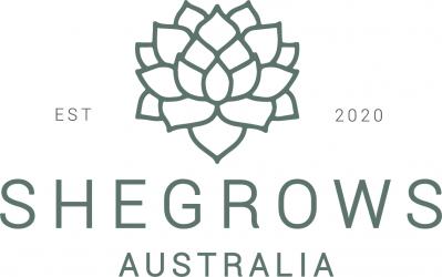 She Grows Logo
